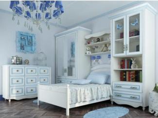 Детская Гортензия - Мебельная фабрика «Meberotti»