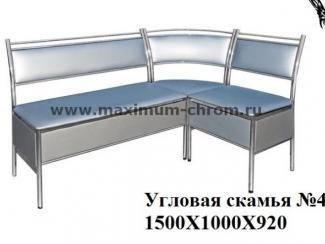 Кухонный уголок 4 - Мебельная фабрика «Максимум-хром»