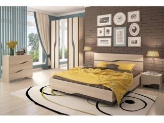 Спальня Кензо  - Мебельная фабрика «Мебель плюс»