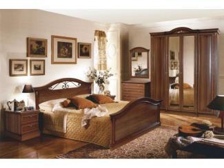 Спальный гарнитур Мальта - Мебельная фабрика «Ульяновскмебель (Эвита)»
