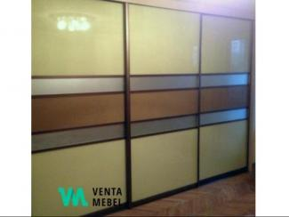 ШКАФ ВСТРОЕННЫЙ VENTA-0901 - Мебельная фабрика «Вента Мебель», г. Санкт-Петербург