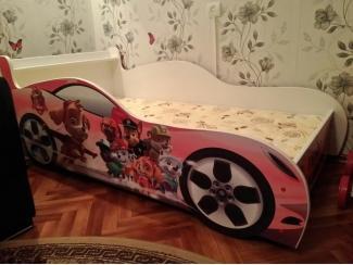 Кровать-машина детская - Мебельная фабрика «ПМК ВиП»
