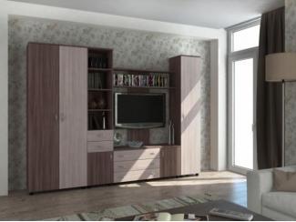 Стенка РИТМ-2 модульная - Мебельная фабрика «Баронс»