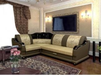 Диван угловой Венеция 2 Р Бар - Мебельная фабрика «ТРИТЭ», г. Ульяновск