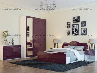 Спальня Классик-7-Гламур - Мебельная фабрика «МЭК»