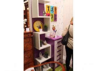 Мебельная выставка Москва: мебель для детской - Мебельная фабрика «Дана», г. Москва
