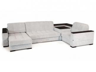 П-образный диван Ковчег-3  - Мебельная фабрика «Мануфактура уюта (DreamPark)», г. Москва