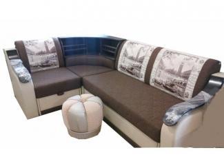 Угловой диван - Мебельная фабрика «Скорпион», г. Кузнецк