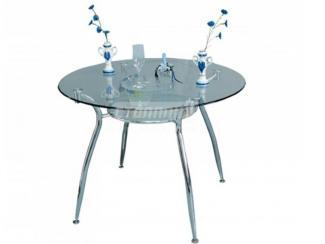 Стол стеклянный «А001» - Мебельная фабрика «Столплит»
