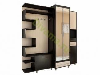 Стильная прихожая Оделис 1 - Мебельная фабрика «Фиеста-мебель»