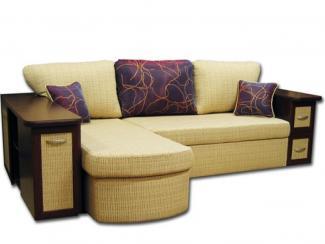 Угловой диван Альфа 3 - Мебельная фабрика «Петролюкс»