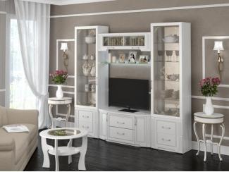 Гостиная Виктория 5 - Мебельная фабрика «Ижмебель»