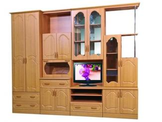 Гостиная стенка Розалия 06 - Мебельная фабрика «Гар-Мар»