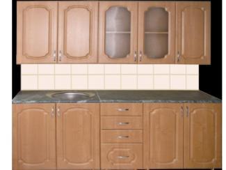 Кухонный гарнитур прямой Айлант