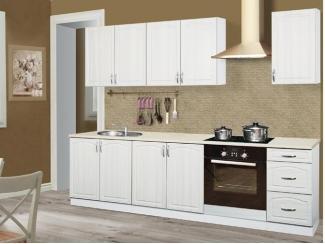 Белая кухня Лилия - Мебельная фабрика «Олмеко»