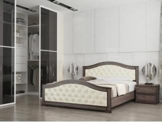 Кровать Стиль 1 мягкая - Мебельная фабрика «СВ-стиль»