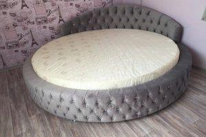 Кровать круглая - Мебельная фабрика «Уют»