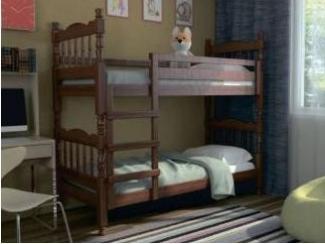 Кроватка детская Соня  - Мебельная фабрика «Мебельная Сказка»