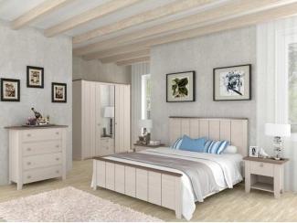 Современная светлая спальня Элен - Мебельная фабрика «Интеди»