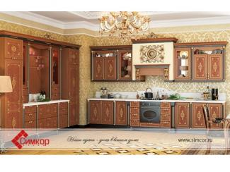 Кухня Эрика массив - Мебельная фабрика «Симкор»