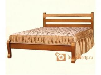Большая кровать Виктория - Мебельная фабрика «Дятьковское РТП-1»