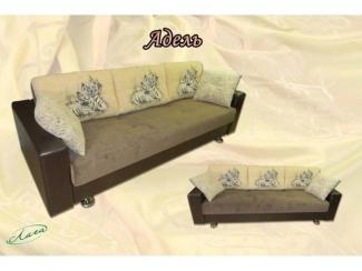 Прямой диван Адель - Изготовление мебели на заказ «Лига»