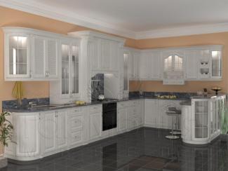 Кухня Виктория массив - Мебельная фабрика «Гармония мебель»