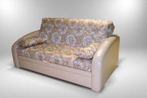 Чехловой диван-кровать Герцог-2 - Мебельная фабрика «Рич-Рум»