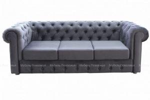 Диван французская раскладушка Честер 2 - Мебельная фабрика «Мебель Поволжья»