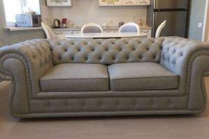 Диван Честер VIP (французская раскладушка) - Мебельная фабрика «Олимп»