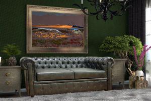 Прямой диван Честер - Мебельная фабрика «Категория»