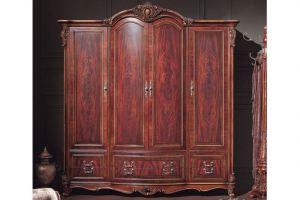Шкаф ALEKSANDRIA четырёхдверный - Импортёр мебели «AP home»
