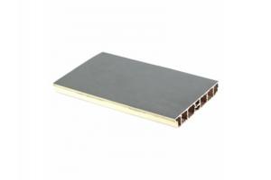 Цоколь кухонный пластик алюминий 4м - Оптовый поставщик комплектующих «Мебельщик»