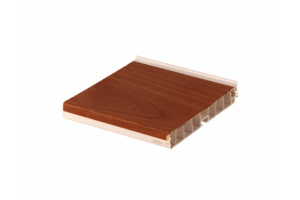 Цоколь кухонный пластик орех миланский 4м - Оптовый поставщик комплектующих «Мебельщик»