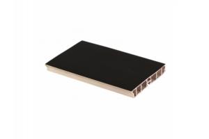 Цоколь кухонный пластик венге  4м - Оптовый поставщик комплектующих «Мебельщик»
