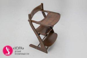 Столик для кормления Усура орех - Мебельная фабрика «Бельмарко»