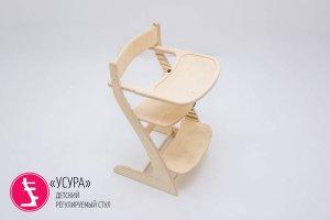Столик для кормления Усура натуральный - Мебельная фабрика «Бельмарко»