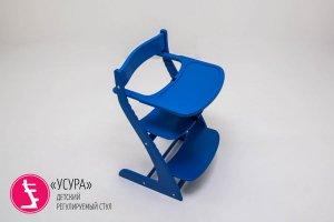 Столик для кормления Усура синий - Мебельная фабрика «Бельмарко»