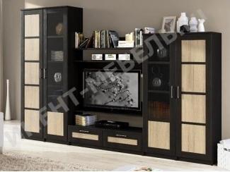 Гостиная Сэндай Композиция 5 - Мебельная фабрика «Континент»