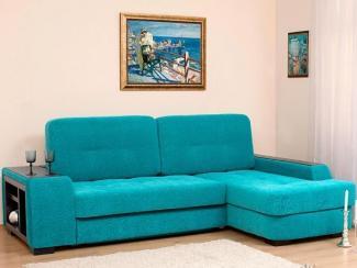 Угловой диван Премьер дельфин - Мебельная фабрика «Сильва»