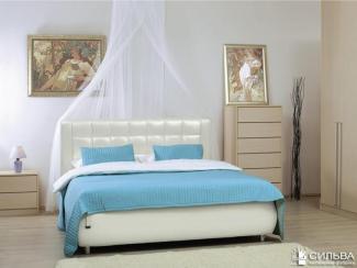 Кровать НИКА - Мебельная фабрика «Сильва»