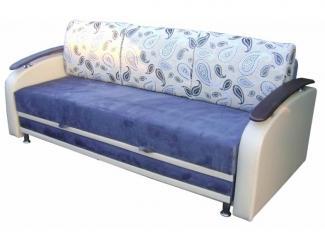 Прямой диван Еврокнижка Сандра - Н - Мебельная фабрика «Точкамебели»