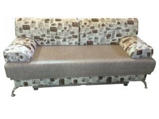 Жесткий прямой диван - Мебельная фабрика «Гарни»