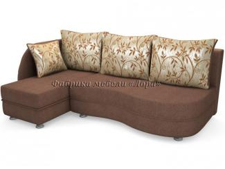 Угловой диван Эдем - Мебельная фабрика «Лора»