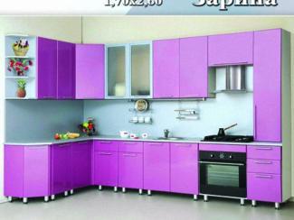 кухня угловая Зарина - Мебельная фабрика «Регина»
