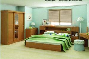 Спальный гарнитур Бася - Мебельная фабрика «Регина»
