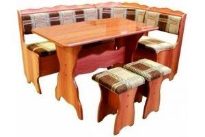Обеденная группа №1 - Мебельная фабрика «Гермес»