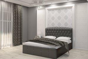 Кровать Мадлен - Мебельная фабрика «Феникс»