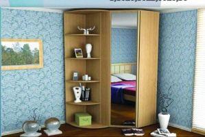 шкаф Угол - Мебельная фабрика «Регина»