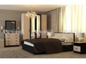 Спальня Фиеста - Мебельная фабрика «Феникс»